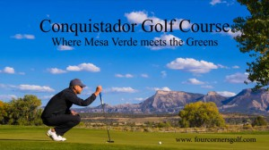 Where Mesa Verde meets the Greens!
